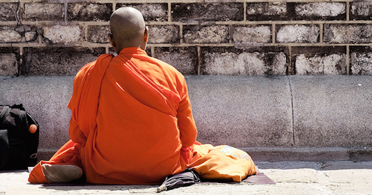 10 Misconceptions about Buddhism