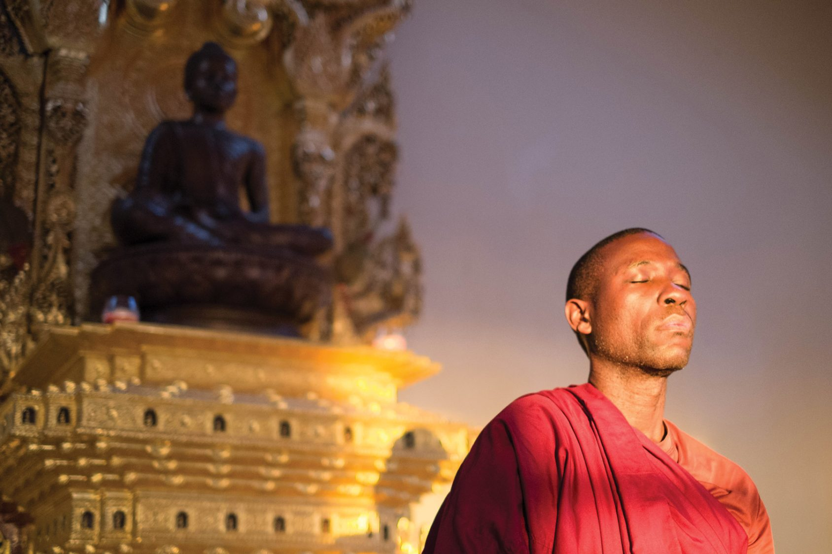 Buddhism Takes Root in Africa