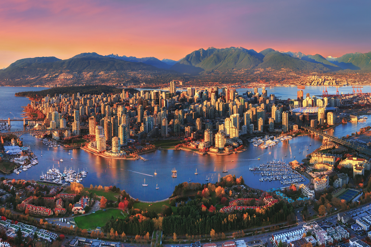 The Buddhist Traveler in Vancouver