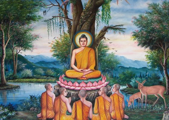 what is dharma day